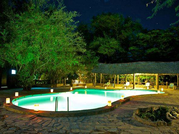 Samburu Intrepids - Swimming pool