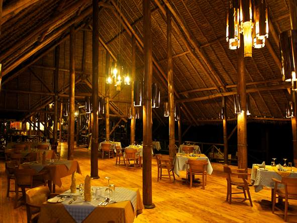 Samburu Intrepids - Dining room