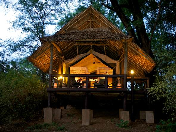 Samburu Intrepids - Spacious chalets
