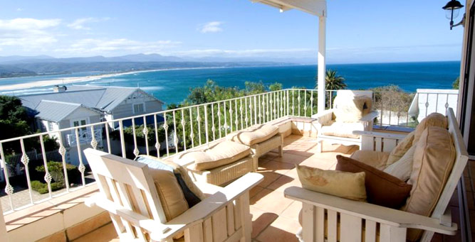Christmas in Africa - Lookout Villa, Plettenberg Bay