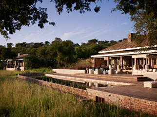 Christmas in Africa - Singita Serengeti House
