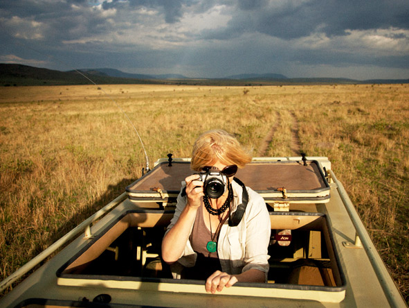 Serengeti Safari Experience - Open-roof safari vehicles