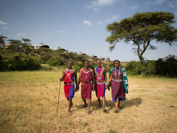 Mahali Mzuri - Local community involvement