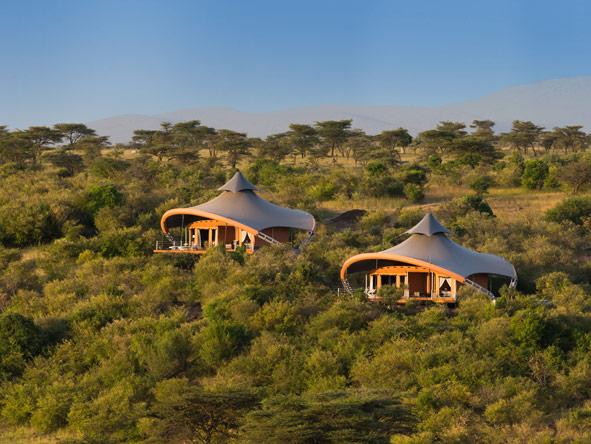Mahali Mzuri - Spacious tented suites