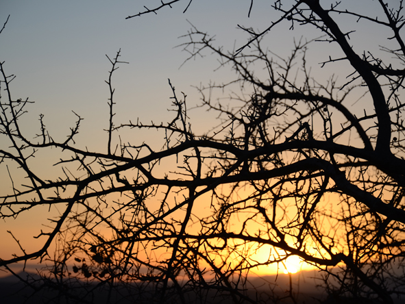 Kipalo Camp - Stunning sunsets