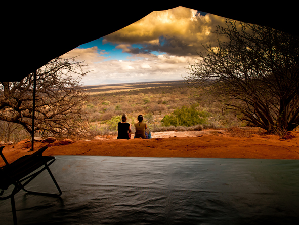 Kipalo Camp - Excellent game viewing