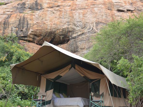 Kipalo Camp - Intimate & crowd-free