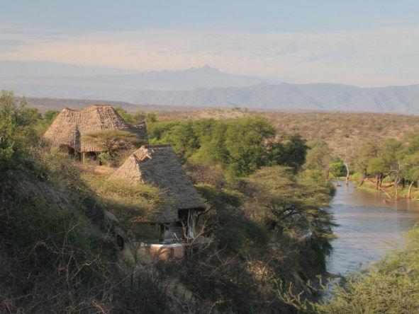 SaSaab Camp - Uaso Nyiro River