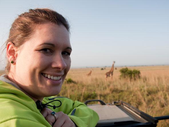 Emma Harrop - Africa Safari Expert