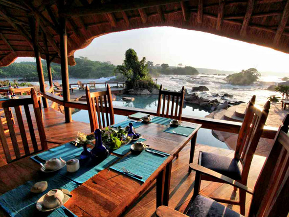 Wildwaters Lodge - River Nile