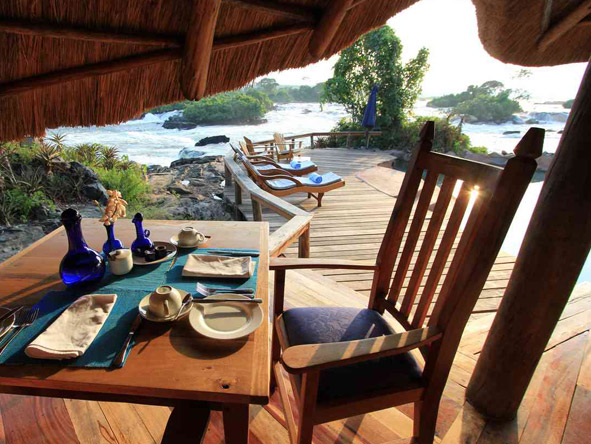 Wildwaters Lodge - Private dining