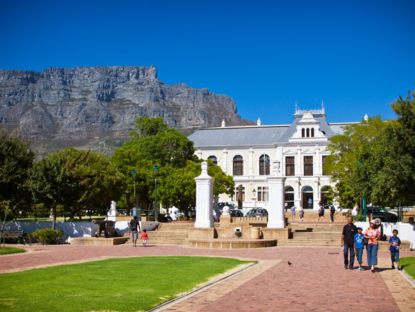 Cape Town, Botswana & Vic Falls Bliss - Company Gardens