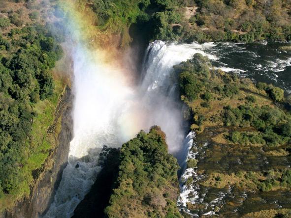 Cape Town, Botswana & Vic Falls Bliss - Victoria Falls