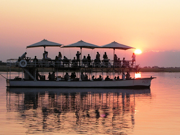 Cape Town, Botswana & Vic Falls Bliss - Chobe River