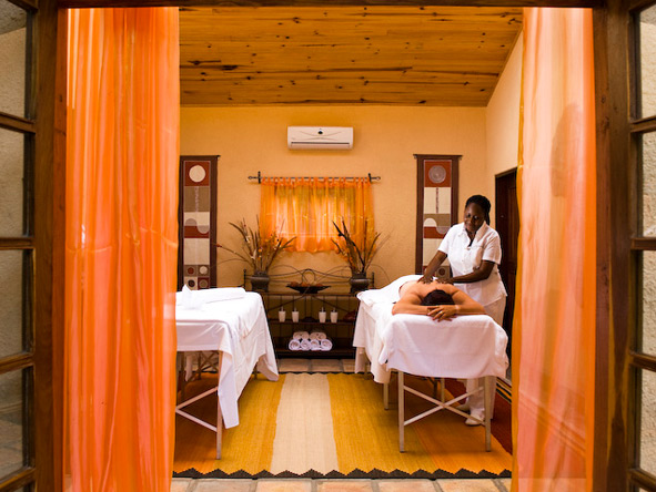 Cape Town, Botswana & Vic Falls Bliss - Spa treatments