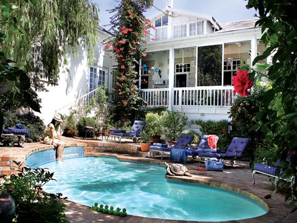 Blackheath Lodge - Swimming pool