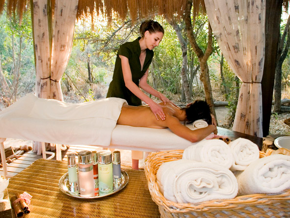 South Africa's Spectacular Nature Experience - Soothing massages