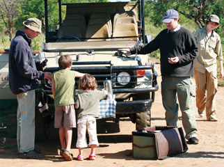 A Guide to Your First South African Safari - Family-friendly safaris