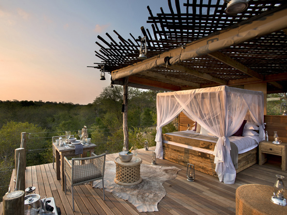 Lion Sands Ivory Lodge - Tree House