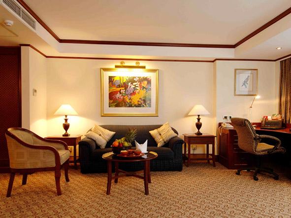 Nairobi Serena Hotel - Spacious suites