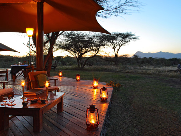 Adamson's Footsteps Kenya Explorer - Afternoon game drives