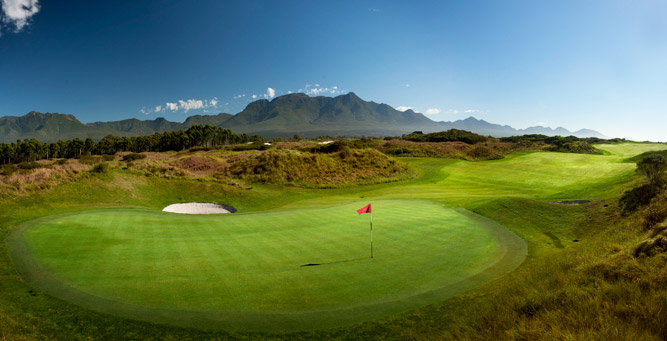 Africa's Top 5 Golf Destinations - Fancourt hole 16