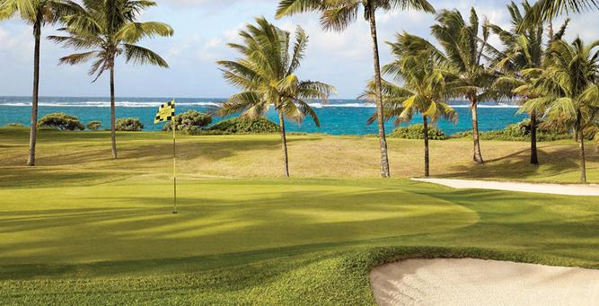Africa's Top 5 Golf Destinations - One & Only Le Saint Geran