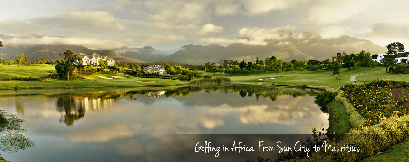 Africa's Top 5 Golf Destinations