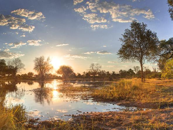 Khwai River Lodge - Okavango Delta