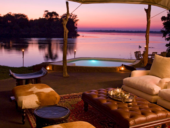 Dreamy locations & sumptuous accommodation means the Lower Zambezi is perfect for romance.