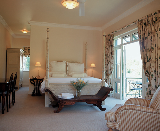 Many of our accommodation choices feature classic Victorian decor & colonial touches.