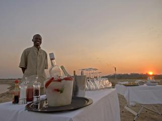 Things to Do in Zambia - return from your game drive to find a spread awaits!