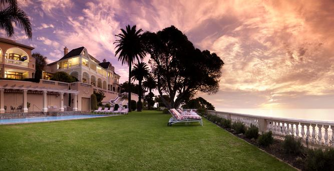 Classic South Africa in Style - Ellerman House