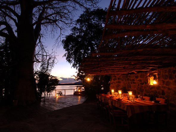 Sand Rivers Selous - Secluded & romantic