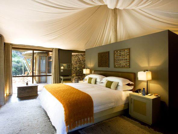 Dwyka Tented Lodge - Spacious suites