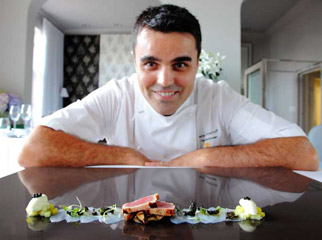 Top 10 Restaurants in Africa - The Greenhouse head chef