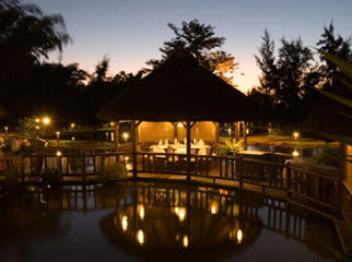 Top 10 Restaurants in Africa - La Domaine