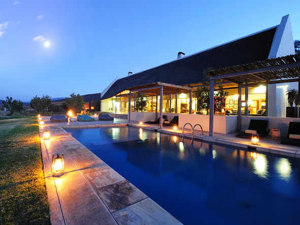 Gondwana Lodge - Swimming pool