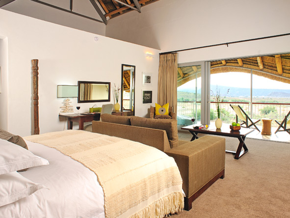Gondwana Lodge - Spacious suites
