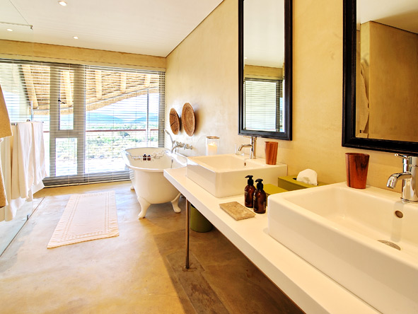 Gondwana Lodge - En suite facilities