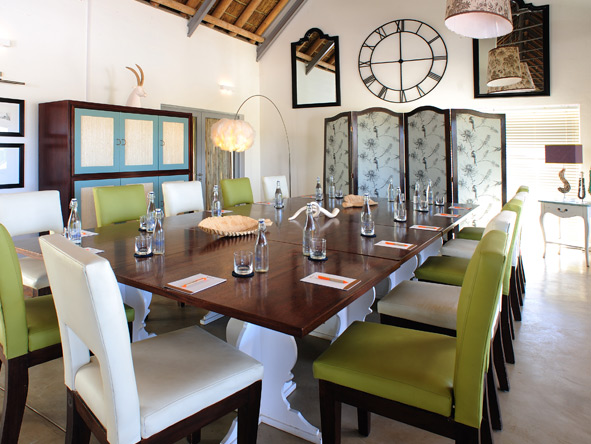 Gondwana Lodge - Dining room