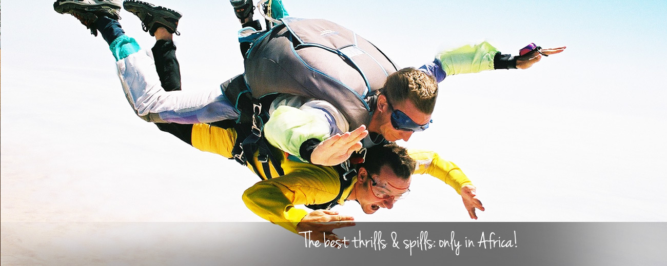 Top 3 Most Thrilling Adventures in Africa