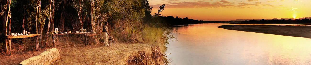 Walk the South Luangwa