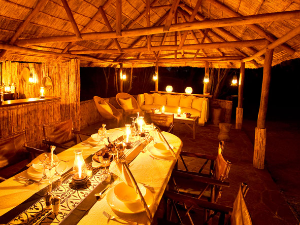 Walk the South Luangwa - Cosy atmosphere
