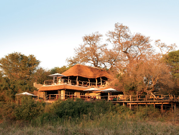 Jock Safari Lodge - Exclusive safari