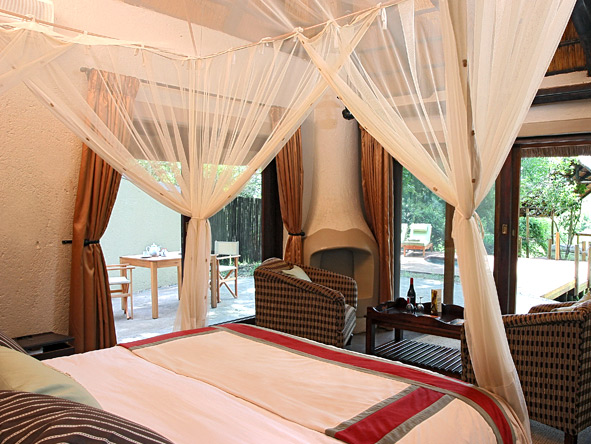 Jock Safari Lodge - Spacious suites