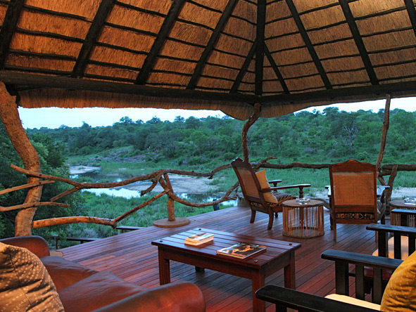 Jock Safari Lodge - Great game viewing
