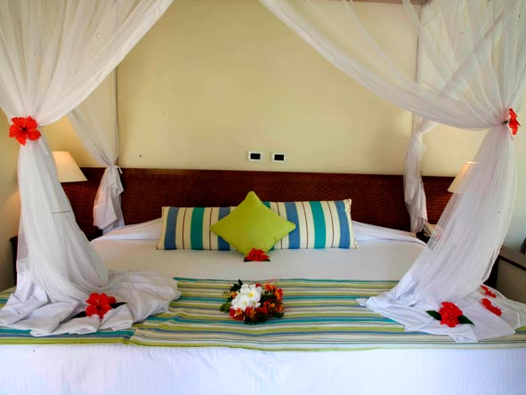 Sultan Sands Island Resort - Spacious suites