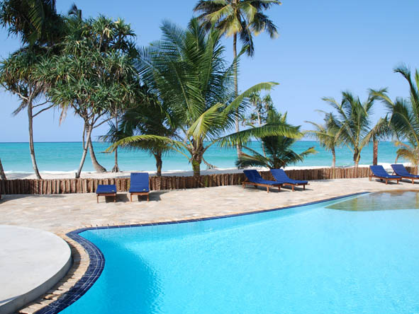 Sultan Sands Island Resort - Swimming pool