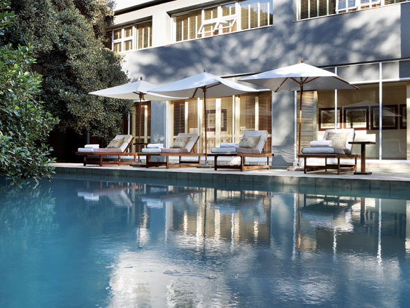 Saxon Boutique Hotel - Swimming pool